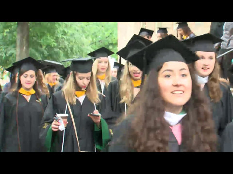 William & Mary Commencement 2017