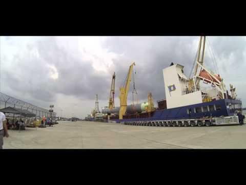 Onne Oil & Gas Free Zone Heavy Lift