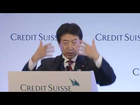 AIC 2013 Replay: Address: Japan's economy -- can it be rescued and revived by 'Abenomics'?