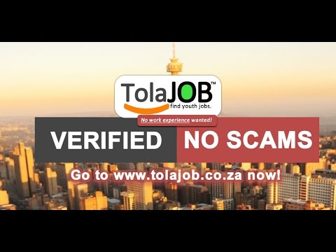 TolaJOB - How To Apply For Learnerships And Jobs Online?
