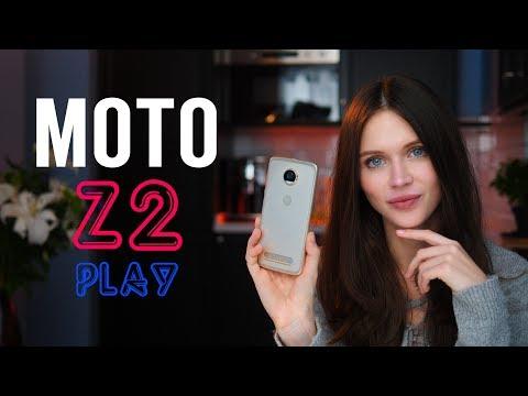 MOTO Z2 PLAY: МОДУЛЬНЫЙ, ХУДОЙ И ГОЛЫЙ