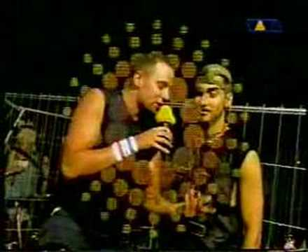 Armand van Helden Interview, Loveparade 1999 Berlin