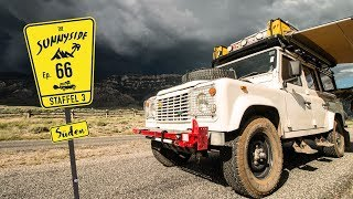 DER WILDE WESTEN IN WYOMING, USA | LAND ROVER DEFENDER OVERLANDING | REISE-DOKU-VLOG³ N°66