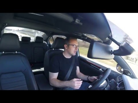 2016 Volkswagen Jetta GLI with Stage II APR tune Test drive