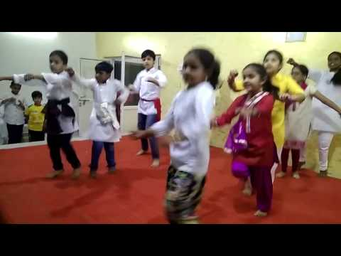 Bhangra by Our Children