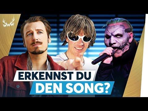 Erkennst DU den Song? (mit Alligatoah)
