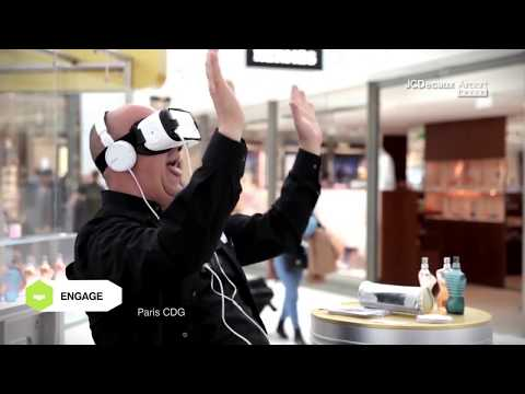 Creative airport advertising 2017 | JCDecaux Global