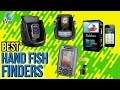 10 Best Hand Fish Finders 2017