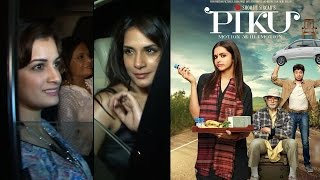 Watch: b-town's reaction on 'piku'