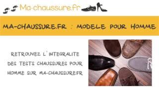 Chaussure pour homme en ligne   Comparatif Ma Chaussure fr