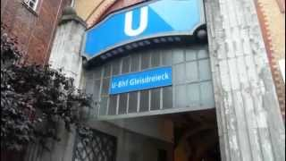 Repeat youtube video {B*} - Luckenwalder Straße - Schöneberger Straße - U-Bhf Gleisdreieck (U1-U2) - Berlin Kreuzberg