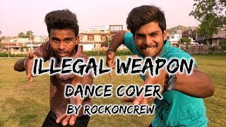 Illegal Weapon Dance Cover| Dance choreography| Jasmine Sandlas feat Garry Sandhu|Rockon crew ajmer|