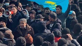 Назарбаев Қытайға Қазақстанды сатып жібермек! 27 наурыз жаппай митинг! Жанболат Мамай бәрін айтты!