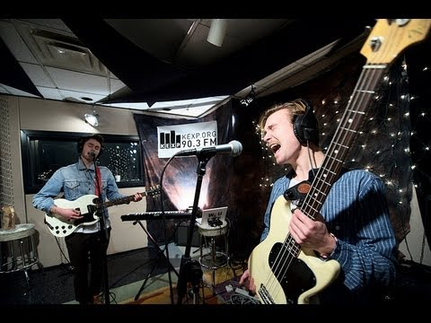 WU LYF - Heavy Pop (Live on KEXP)