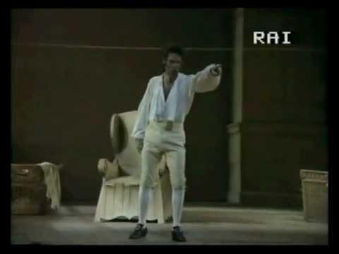 Samuel Ramey Se vuol ballare Scala 1982