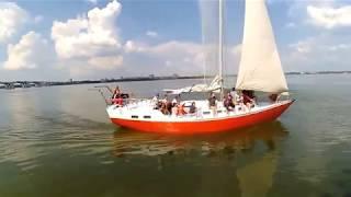 Аренда яхты 35ft в Днепре (Днепропетровск)