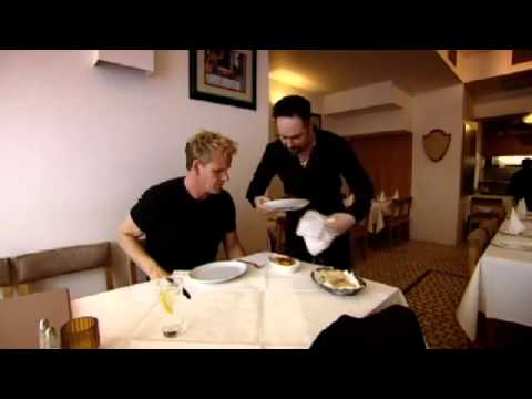 Retsina Greek Restaurant - Gordon Ramsay