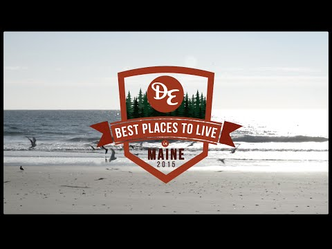 Best Places to Live in Maine - 2015