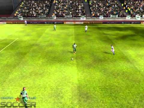 Panathinaikos vs Chelsea - Goal by Mahamadou Diarra