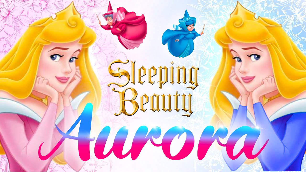PINK OR BLUE??? / Making SLEEPING BEAUTY DOLL / AURORA / Monster High Doll Repaint by Poppen Atelier