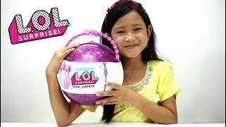 Unboxing LOL Pearl Surprise Purple Wave 2 💖 Hadiah Mainan paling kereeen deh pokoknya!!!