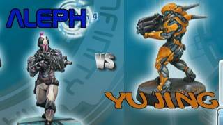 Infinity - yu jing vs aleph - 150 points - Part2