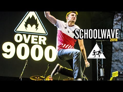 Over 9000 - Smashes LIVE @ SCHOOLWAVE 2018
