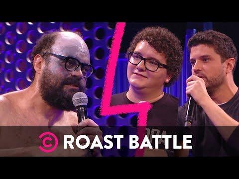Ignatius Farray VS Facu Díaz & Miguel Maldonado | Roast Battle | Comedy Central España