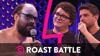 Ignatius Farray VS Facu Díaz & Miguel Maldonado | Roast Battle | Comedy Central España