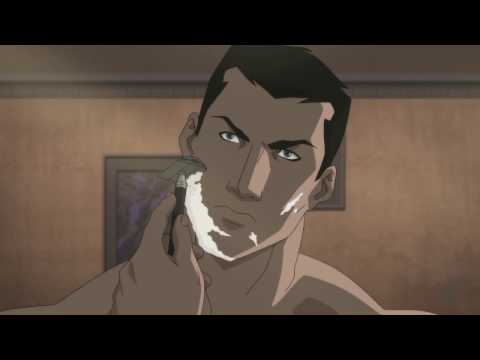 "Justice League Dark - ""Bruce Wayne Shaves"" Clip"