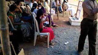 kids protesters,punnol,petipalam,mahe،kerala،india