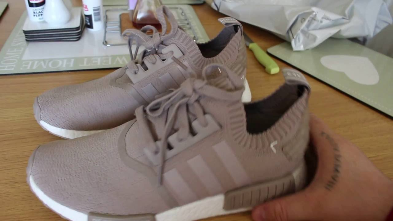 da9c511c8 adidas NMD R1 Bedwin Grey White The Heartbreakers Gray Nomad