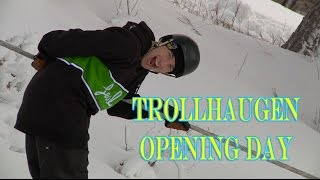 Electric Snail 41: Trollhaugen Opening Day 2016-2017