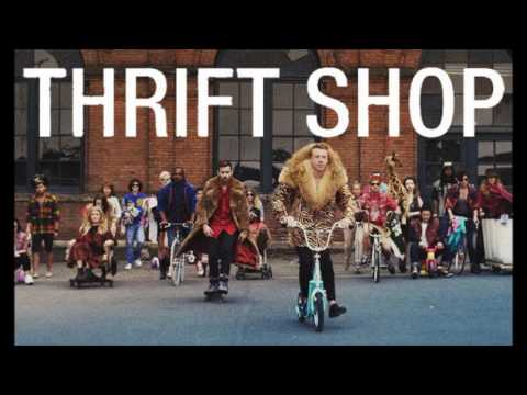 Thrift Shop - Macklemore & Ryan Lewis [Bass Boosted]