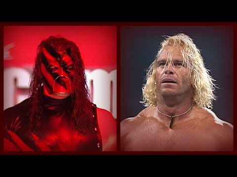 Kane Scares Off U0026 Saves X-Pac From