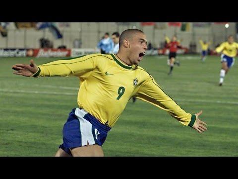 Ronaldo vs Uruguay Copa America 1999 Final
