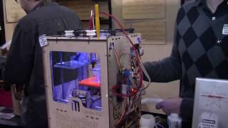 MakerBot: The Practical Geek's 3D Factory Robot