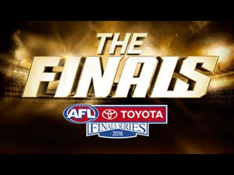 2016 AFL Finals Highlights
