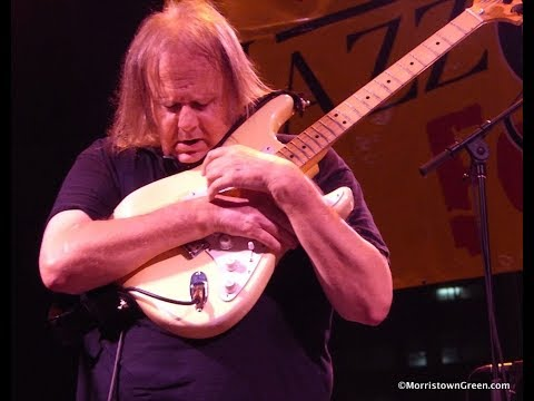 Walter Trout Emotional Tribute To BB King
