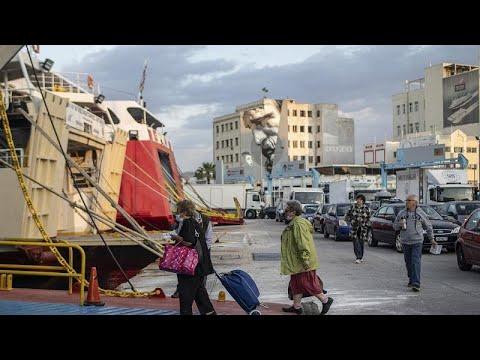 استئناف رحلات العبارات إلى الجزر اليونانية.. والمطاعم تستقبل زبائنها…  - نشر قبل 32 دقيقة