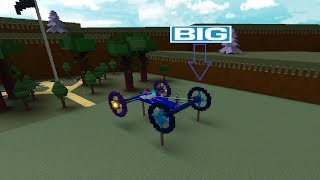 Roblox Build A Boat For Treasure How To Make Big Wheels