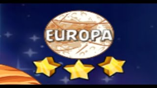 Angry Birds Space Solar System Europa 10-8