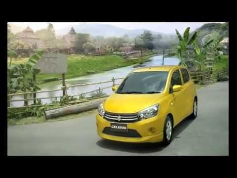 ซูซูกิ เซเลริโอ้ - Suzuki Celerio ราคาเริ่มต้น 359,000 บาท