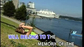 Memory Love Songs Vol.3 -   NO MORE (LA PALOMA)   (Karaoke)