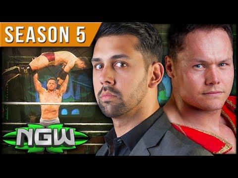 FULL EPISODE: Season 5, Episode 1 - Featuring RJ Singh & Justin Sysum | NGW British Wrestling Weekly