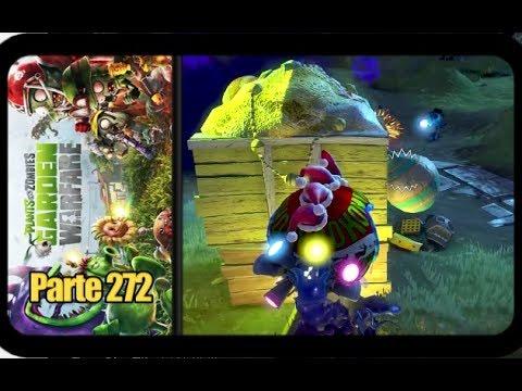 ¡BLINDAJE! - Parte 272 Plants vs Zombies Garden Warfare - Español
