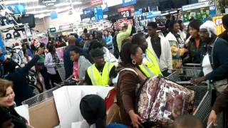 Indianola, MS~~~2011 Walmart's Black Friday Sale