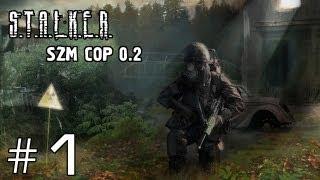 S.T.A.L.K.E.R. SZM CoP 0.2 - Часть 1 Начало