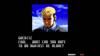 SNK VS Capcom Chaos (Arcade) All Endings