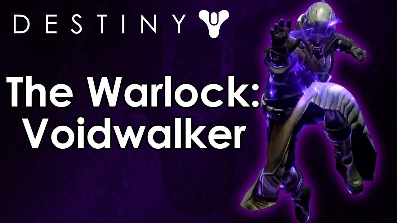 The Classes Of Destiny Breakdown Warlock